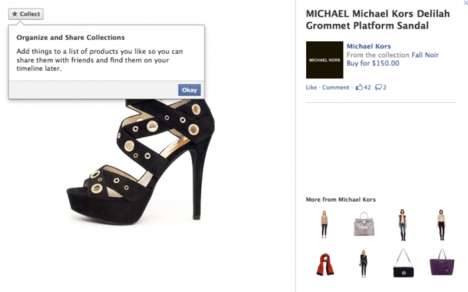 Facebook Fashion Campaigns