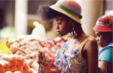 Exuberantly Patterned Editorials - The ELLE South Africa Issue is Full of Bold Prints
