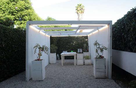 Virtual Reality-Inspired Gardening