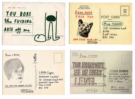Creatively Crass Greeting Cards