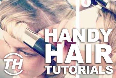 Handy Hair Tutorials