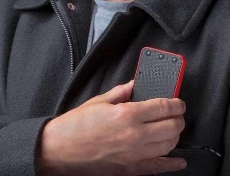Pocket-Sized Wireless Soundbars