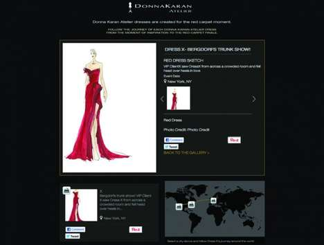 Couture Film Star Applications