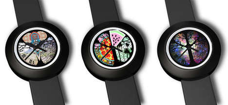 Infinitely Interchangeable Watches