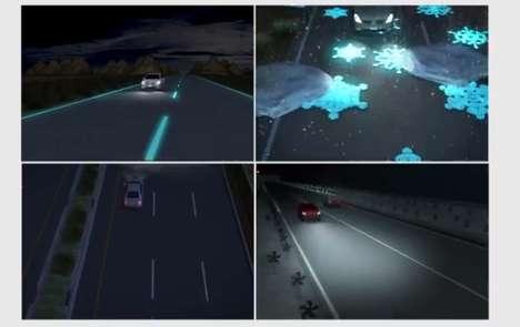 Futuristic European Highways