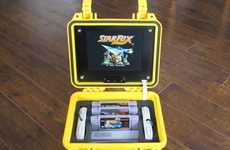 Apocalypse-Proof Gaming Systems - Game the End of the World Away with the Rugged and Portable SNES