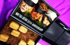 Celebratory Gamer Lunchboxes - The Metal Gear Bento Box Pays Tribute to 25 Years of Big Boss