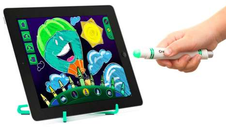 Motion-Controlled Tablet Pens
