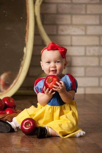 Fairy Tale Infant Photography