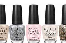 Glitzy Cinematic Nail Lacquers - The OPI Oz Nail Polish Collection Celebrates a Redefined Classic