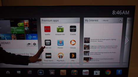 Smart-Searching 3D Televisions