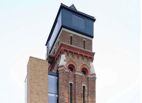 14 Revamped Water Towers