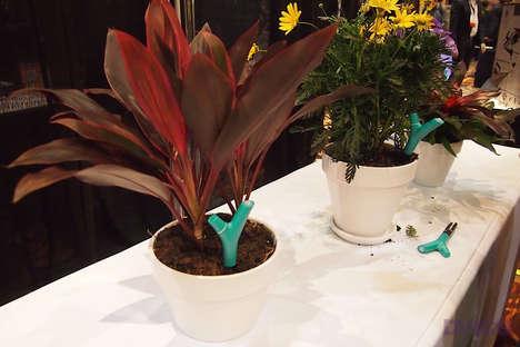 Plant-Monitoring Stem Sensors