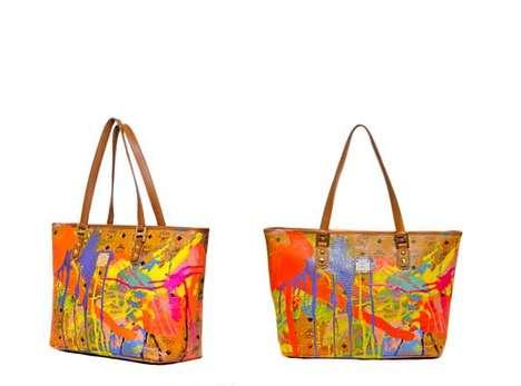 Modern Art Handbags