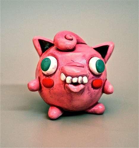Petrifyingly Distorted Anime Toys
