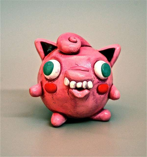 Petrifyingly Distorted Anime Toys : Petrifyingly Ugly Pokemon