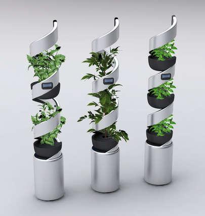 Self-Sustaining Seed Servers
