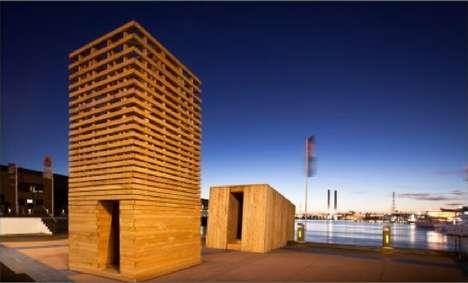 Urban Quay Cabins