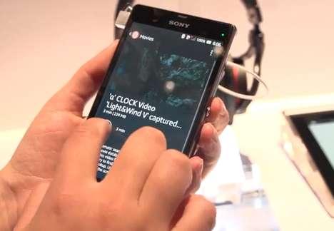Physical Smartphone Comparison Videos