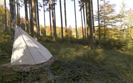 Inclined Forest Refuges