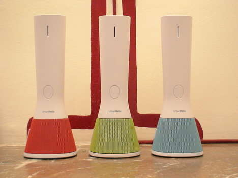 Colorfully Connected Home Phones