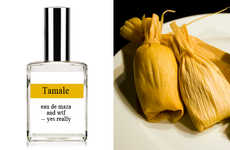 Mexican Food-Inspired Scents - Tamale Perfume Takes Odors Out of The Kitchen and Onto Your Skin
