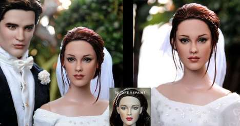 Realistic Movie Character Dolls