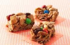 Nutritious Chocolate Treats - Peanut and Chocolate Chex Gluten-Free Bars are Tasty and Good for You