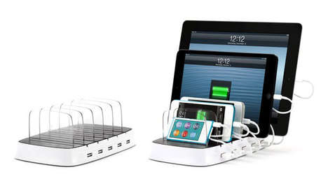 Slotted Docking Stations