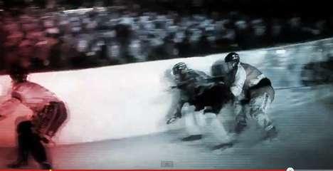 High-Velocity Skating Races