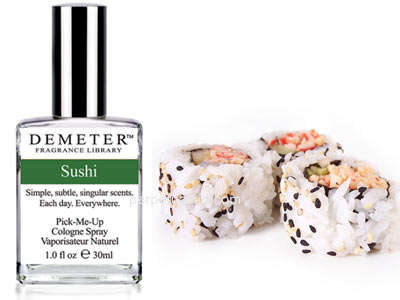 10 Food-Scented Fragrances