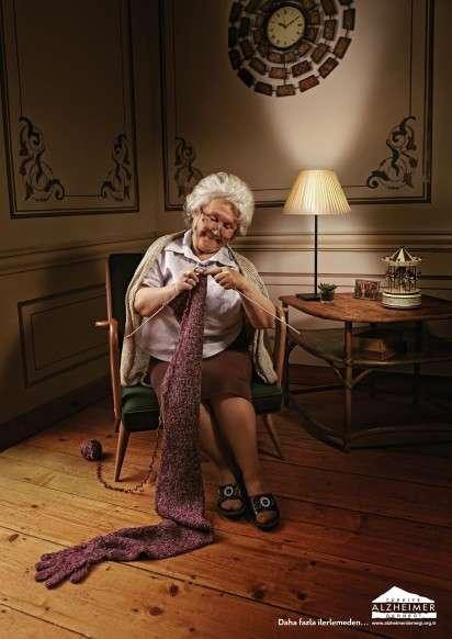 Forgetful Granny Ads