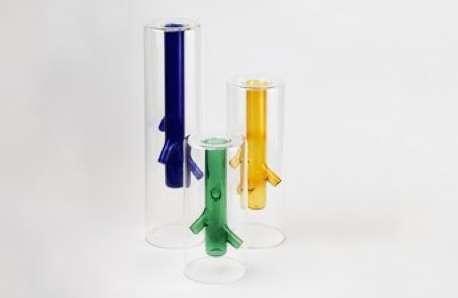Vivid Rhizome Vases