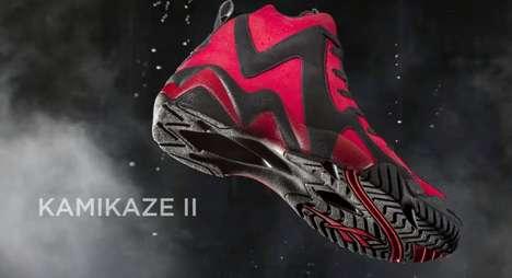 Sleek Suicidal Sneakers