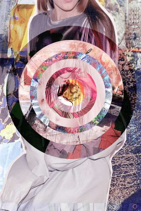 Psychedelic Circular Illustrations