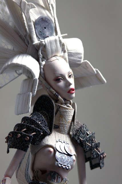 Conceptual Expressive Dolls