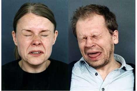 Hilarious Sneezing Portraits