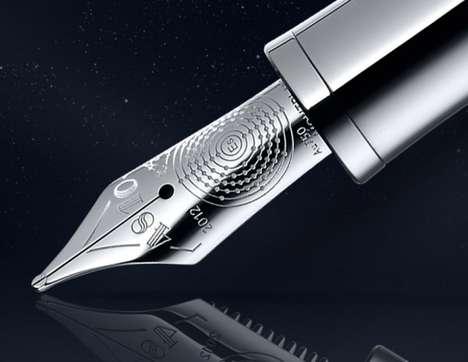 Scientific Tribute Pens