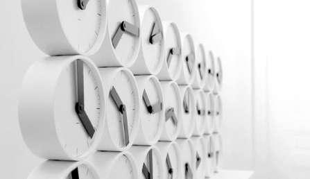 Gigantic Mock Timekeepers