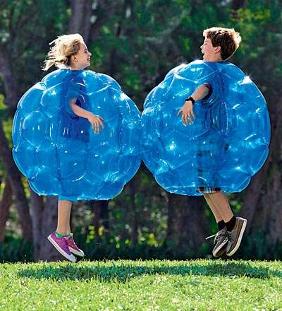 Inflatable Sphere Suits
