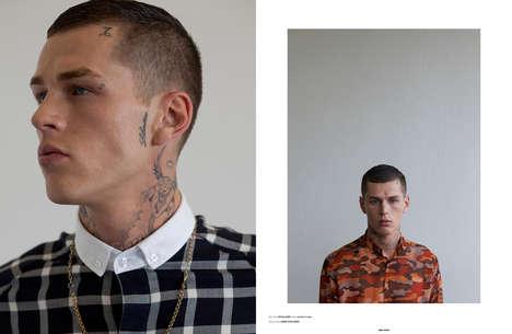 Dapper Hoodlum Portraits