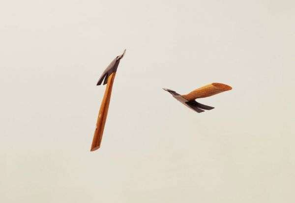 Distorted Object Photography : Robert Lazzarini