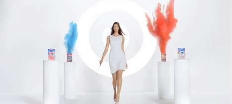 Fashion-Focused Grocery Ads