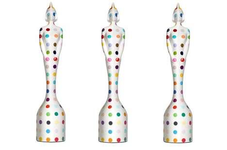 Remixed Award Show Statues