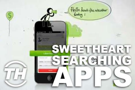 Sweetheart Searching Apps - Jaime Neely Dishes on Smartphone Dating Apps