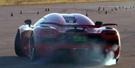 Carbon Fibre Hyper Cars