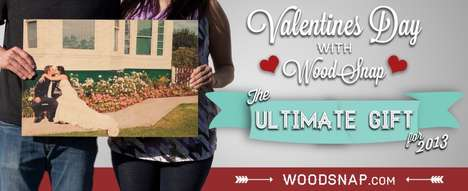 Woodblock Pictures Make Perfect Personal Romantic Gifts