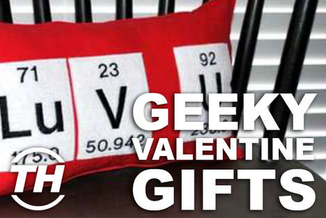 Geeky Valentine Gifts - Jamie Munro Unveils Potential Presents for the Gamer-at-Heart