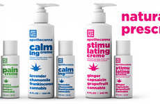 Cannabis-Infused Skincare Products - Give Your Skin Love with Apothecanna Pain-Relieving Cosmetics