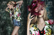 Tropical Bohemian Portraits